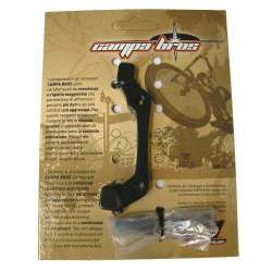 Adapter Fork-Brake Campa Bros IS-PM 180mm