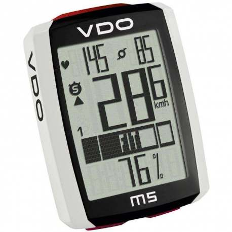 VDO M5 Wireless Bike Computer