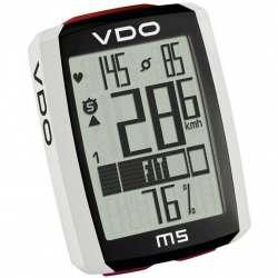 Ciclocomputer VDO M5 Wireless + Fascia Cardio e Sensore Cadenza