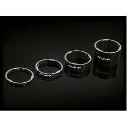 Spessore in carbonio Anima 3K alleggeriti - 10 mm
