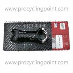 Attacco Manubrio TranzX Nero Fixed 31,8x28,6 / 25,4 mm