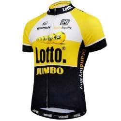 Maglia Team Lotto Jumbo Santini 2015