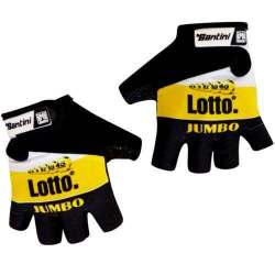 Guanti Team Lotto Jumbo Santini 2015
