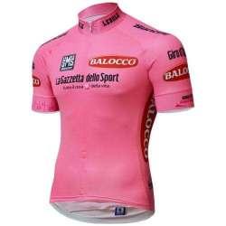 Maglia Rosa Giro d'Italia Santini 2015