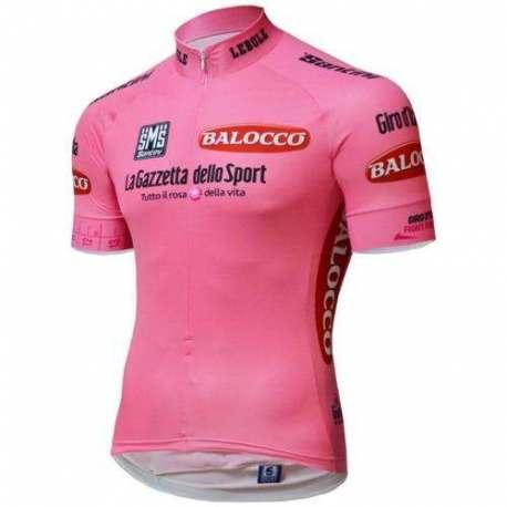 Maglia Rosa Santini Giro d'Italia 2015