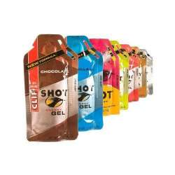 CLIF BAR Shot Gel 34 gr. - Vari Gusti