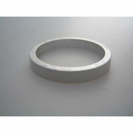Spessore in Alluminio 1/8 Bianco