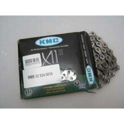 Catena KMC 11V X11 Silver-Grey 114 Links