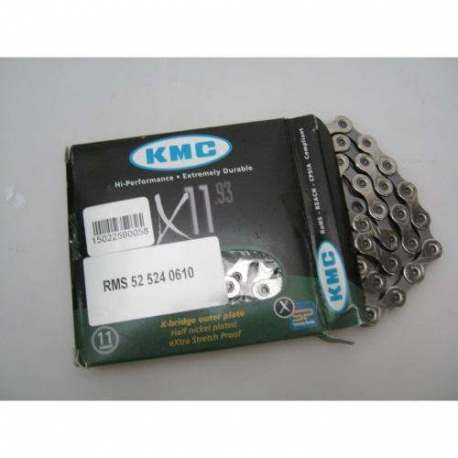 Catena KMC 11V X11 Silver-Grey 114 Links
