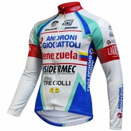 Maglia Santini Team Androni Giocattoli 2014