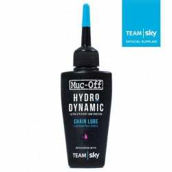 Lubrificante Muc- Off Idrodinamico Team Sky 50ml.