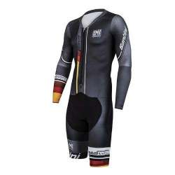 Body Velocità Speedshell Santini con tasca