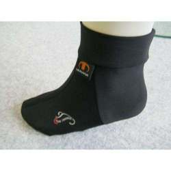 Copriscarpe Cyclingsportswear/Ultima Nero