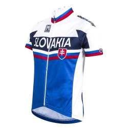 Maglia Manica Corta Nazionale Slovakia 2016