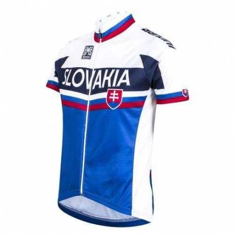 Maglia Santini Nazionale Slovakia 2016