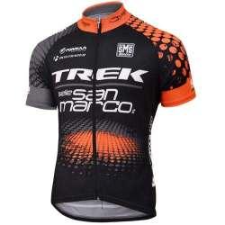 Maglietta Maniche Corte Team Trek San Marco 2016