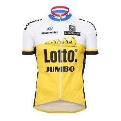 Maglietta Maniche Corte Team Lotto Jumbo 2016