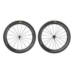 Coppia ruote Mavic Cosmic Pro Carbon Exalith 25 HG11