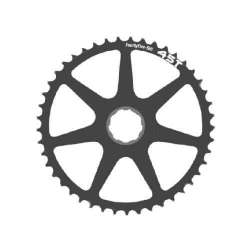 Axevo Fourtyfive 45T Cog for Shimano