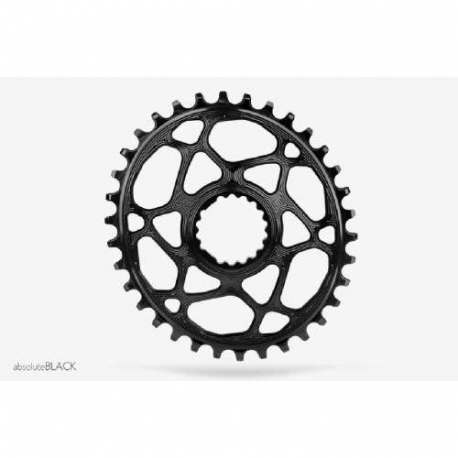 Corona Absolute Black Cannondale Direct Mount 30T