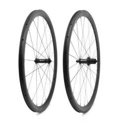 Coppia Ruote Strada Carbon Ti X-Wheel Speed Carbon SL 50mm - Tubolare