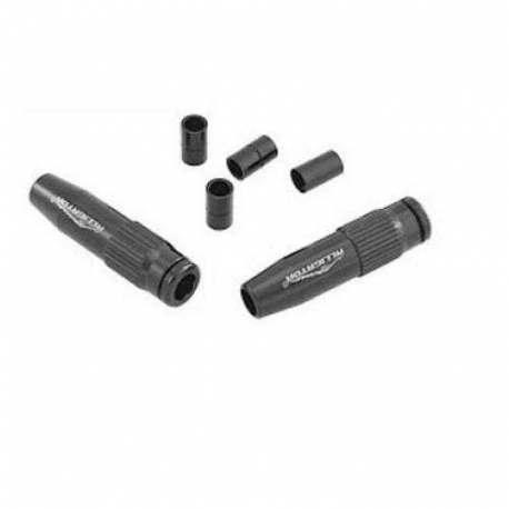 Kit Regsitro Intermedio Alluminio nero