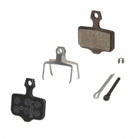 Brake Pads Organic/steel for Avid Elixir