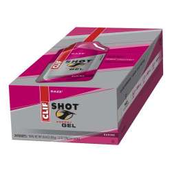 Clif Bar Shot Gel 34gr. - Vari Gusti - 24pz.