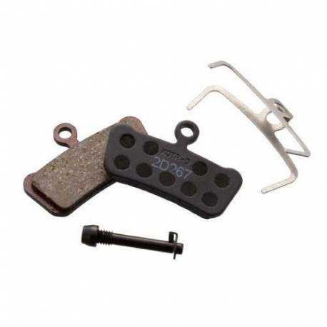 Brake Pads Organic/steel For SRAM Guide - AVID Trail
