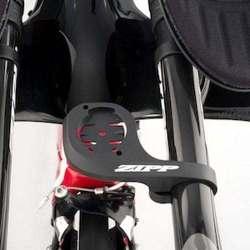 Staffa Supporto Zipp per Garmin - Triathlon 22,3mm