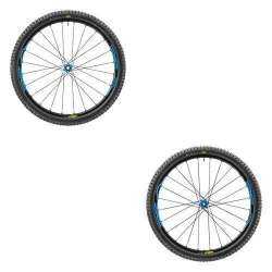 Coppia ruote Mavic XA Elite 29 Blu 2.35