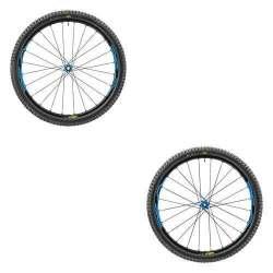 Coppia ruote Mavic XA Elite 29x2.35 Blu