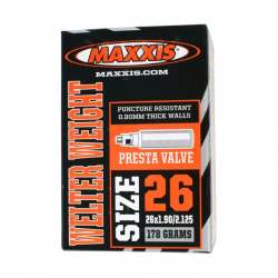 Camera d'Aria Maxxis Welter Weight 27,5x1.90/2.35 - Presta
