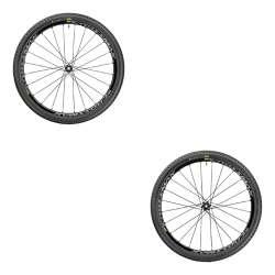 Coppia ruote Mavic Crossmax Elite Boost 29 WTS Nero 2.25