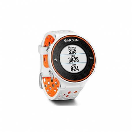Garmin Forerunner 620 Bianco/Arancio con fascia cardio HRM-RUN