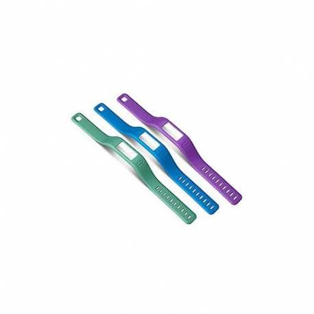 Cinturini Small - Viola, Verde, Blu (3 pezzi nella confezione)
