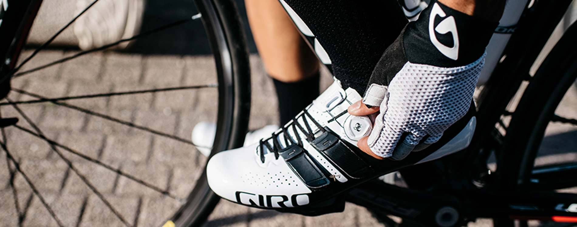 Giro Factor Techlace available now!